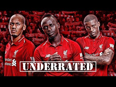 The Most UNDERRATED Player At Liverpool Is…   UCL Review