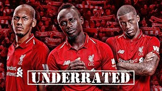 The Most UNDERRATED Player At Liverpool Is… | UCL Review