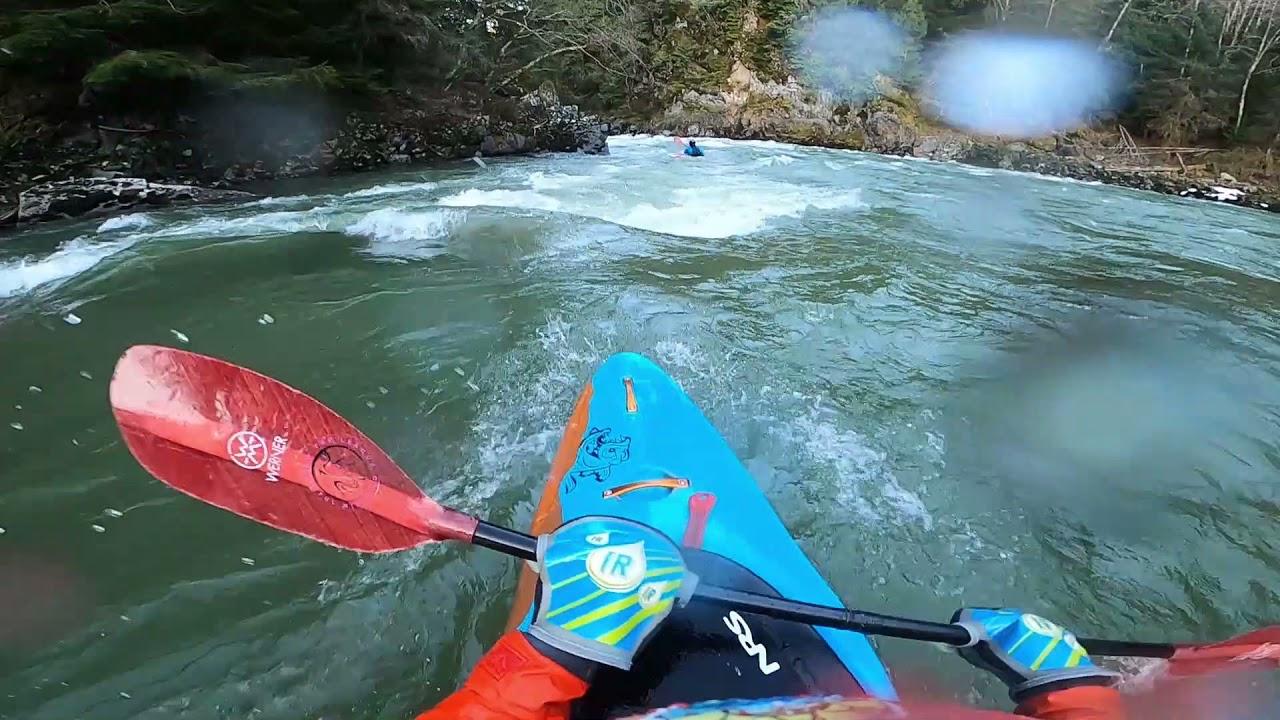 Kayaking the Kalum