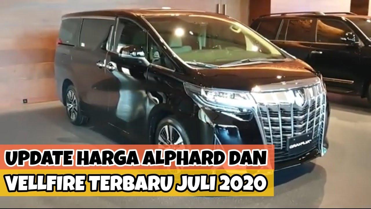Kekurangan Harga Mobil Alphard Terbaru Top Model Tahun Ini