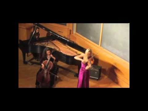 "Jane Hunt, violin ""Oblivion & Libertango"""