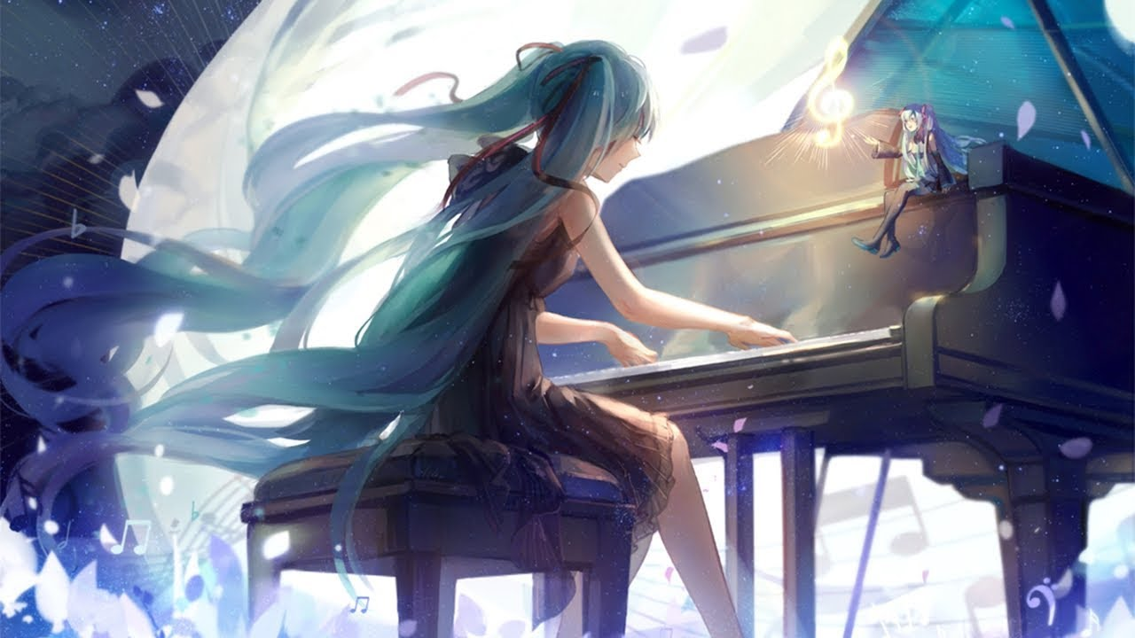 Anime Piano Girl Wallpaper World S Most Beautiful Piano Music For Studying Amp Sleeping