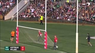 International Rules Series 2014 Highlights - Australia v Ireland