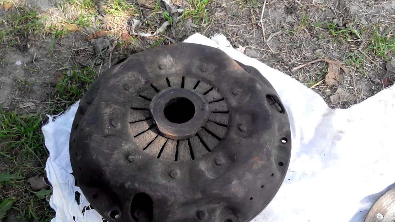 Двигатель и сцепление своими руками фото 856