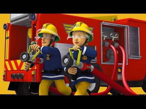 Fireman Sam New Episodes | Sam best ground saves - The Return of Norman-Man - Part 2 🚒🔥Kids Cartoon