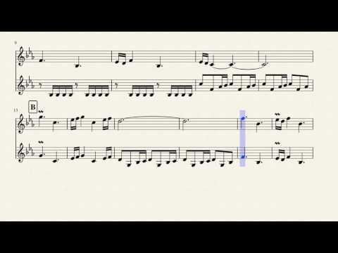 Game of Thrones violin duet tutorial original key