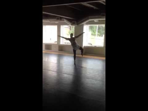 Dance studio fun Christopher Nolen choreo