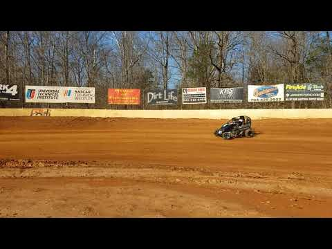 Ben Maier Wingless 600 Micro Millbridge Speedway
