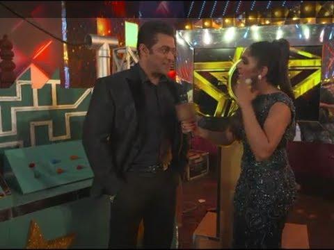 Salman Khan Excitement is at its peak as Madhuri Dixit does a 'Salman Dance',Star Screen Awards 2018