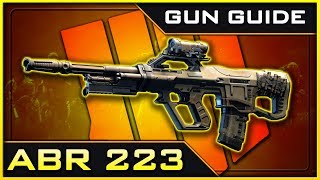 ABR 223 Stats & Best Class Setups!   Black Ops 4 Gun Guide #7