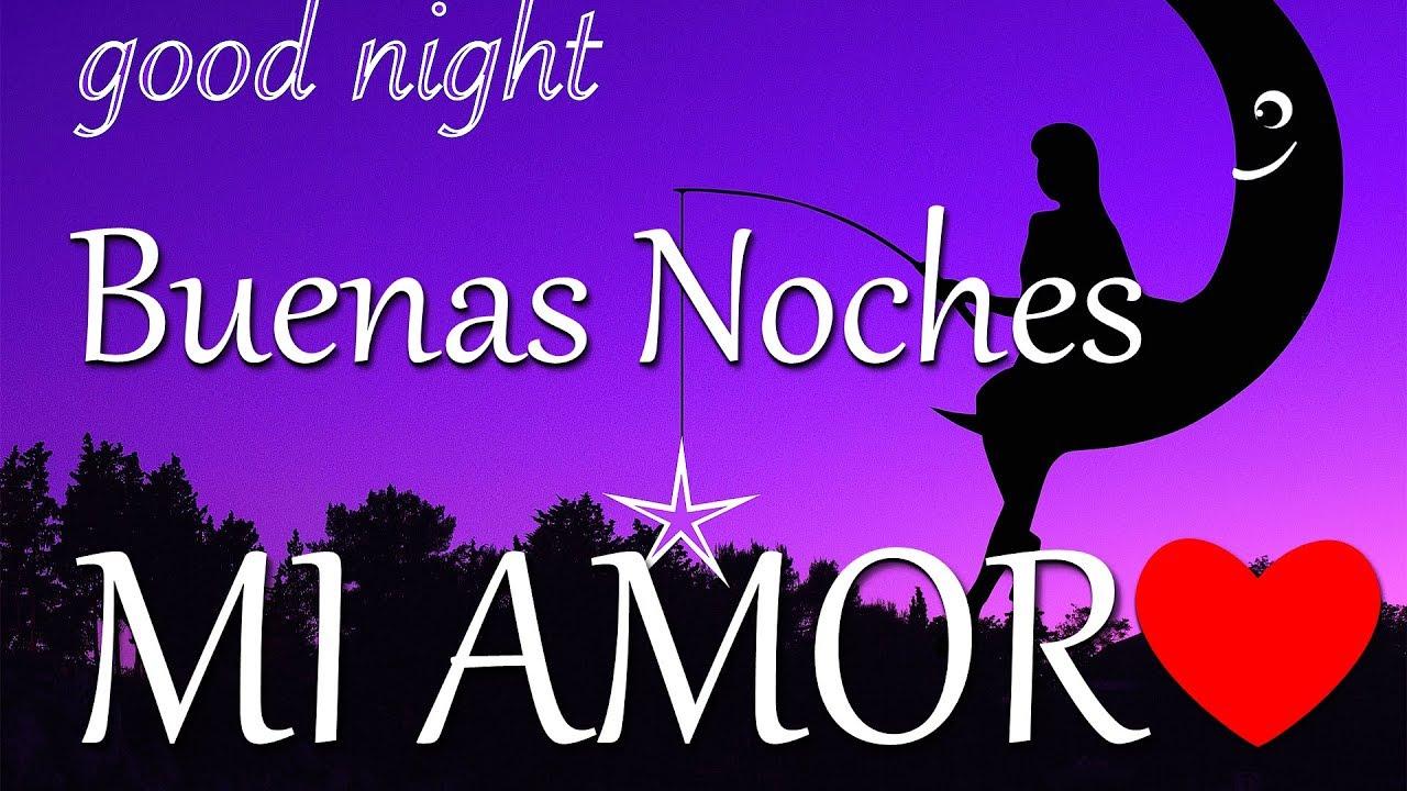Frases De Amor De Buenas Noches Dulces Sueños Mi Amor