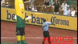 Охранник против Банана
