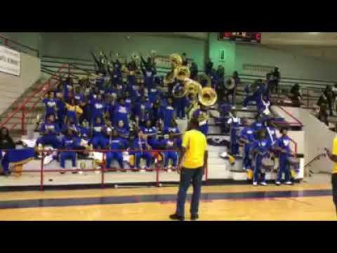 Natchez HIgh School Marching Band-Mr.Biggs
