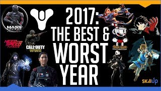 2017:  The Worst (and Best) Year In The History of Videogames