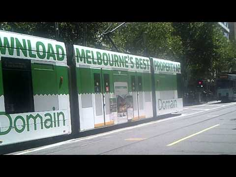 Domain Real Estate and Property Tram  (D1 3517)