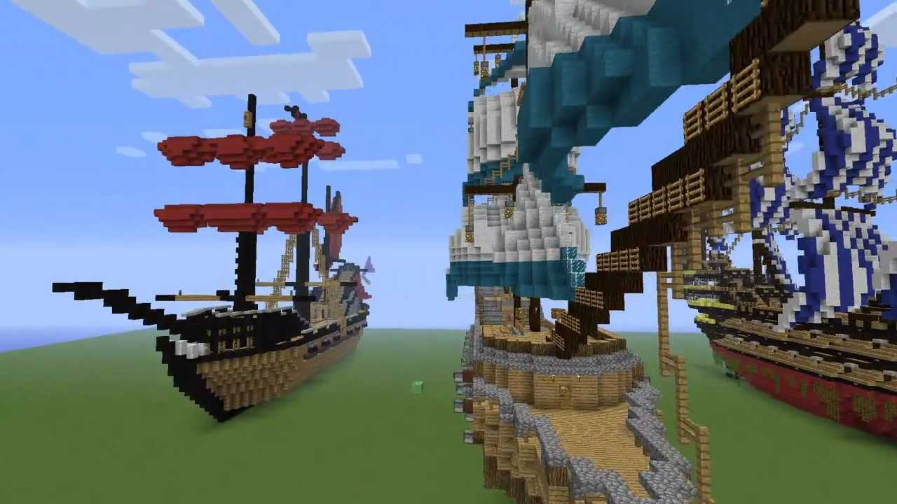 pirate ship minecraft # 3