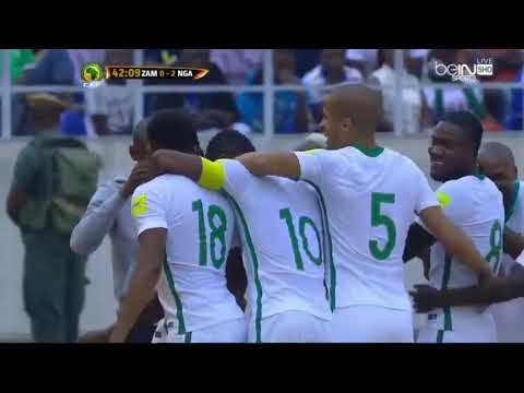 Nigeria Super Eagles vs Zambia 1   2 World Cup 2018 Qualifier