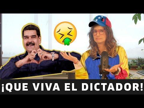 """Nicolás Maduro, el mejor """"presidente"""" del mundo - La Pulla"""
