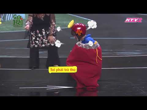Hari Won quyết ăn thu với đồng nghiệp đến cùng | GALA HÀI XUÂN 2018