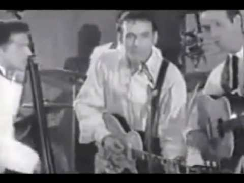 Carl Perkins - YOUR TRUE LOVE - 1957 HQ!