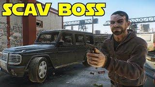 Scav Boss Reveal! Escape From Tarkov