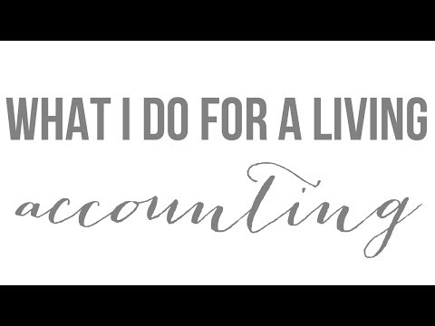 What I Do For A Living & Why To Choose Accounting {CPA, Public Accounting, Industry}