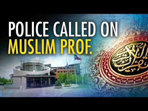Download Youtube: Students Call Police On Muslim Prof | Campus Unmasked