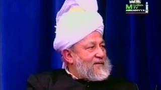 English Mulaqaat (Meeting) on March 20, 1994 with Hazrat Mirza Tahir Ahmad (rh)