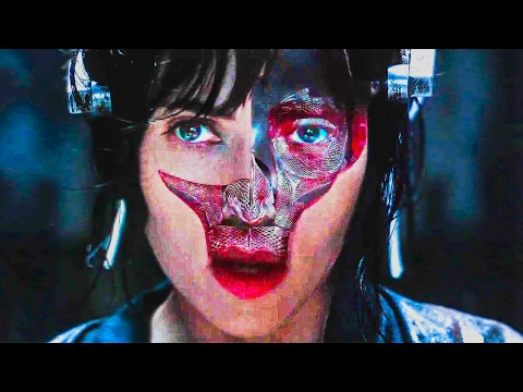 GHOST IN THE SHELL Official Trailer (2017) Scarlett Johansson Movie streaming vf