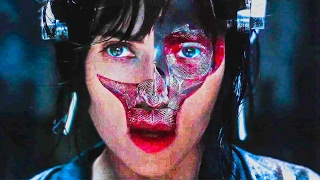 GHOST IN THE SHELL Official Trailer (2017) Scarlett Johansson Movie