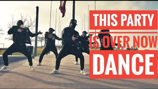 This Party Is Over Now Yo Yo Honey Singh | Dance