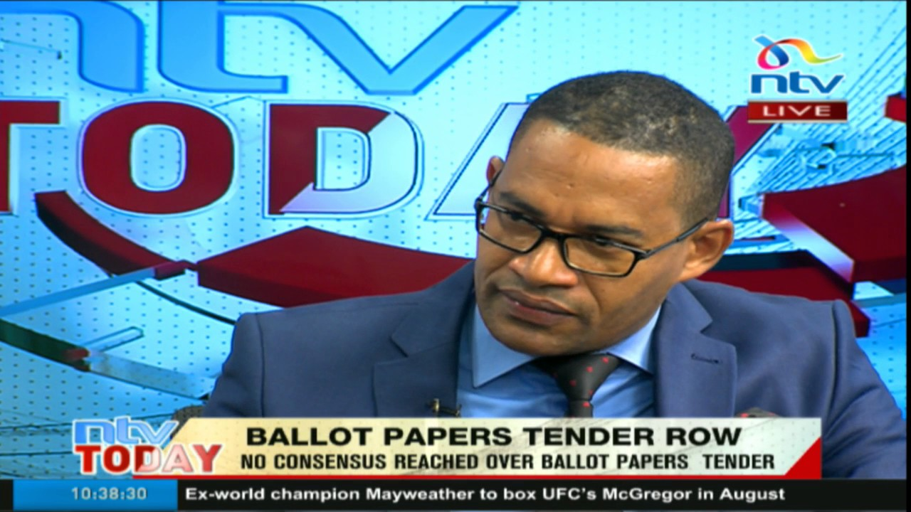 Ballot papers row: No consensus reached over ballot papers tender