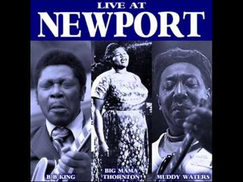Big Mama Thornton w/B.B. King - Little Red Rooster