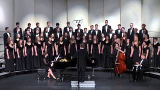 Iowa City West - Iowa City West Chorale - Let the River Run