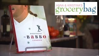The Babbo Cookbook - Anna and Kristina's Grocery Bag - Season 4 - Episode 4