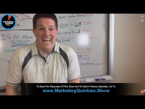 Ep 58 - How To Make (At Least) 7 Figures Next Year With THIS Webinar Model...