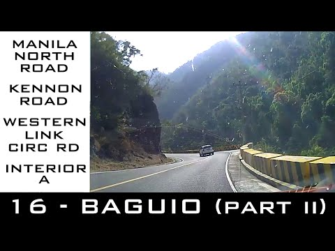 Road Trip #16 - Lezzgo Baguio!!! Part 2 (Manila North Road/MacArthur Highway, Kennon Road)
