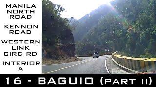 Road Trip #16 - Lezzgo Baguio!!! Part 2 (Manila North Road/MacArthur Highway, Kennon Road)