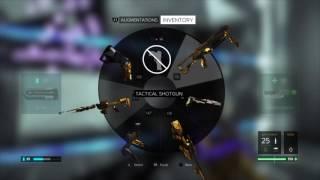 Deus Ex Mankind Divided Breach - System reboot? Patch 1.09