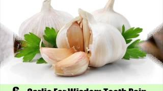 Suffering From Wisdom Tooth Pain ? Try 9 Home Remedies For Wisdom Tooth Pain