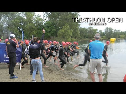 Triathlon Open à Valence