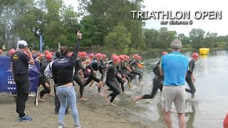 19 06 2016 Triathlon Open Distance S au Lac d'Aiguille