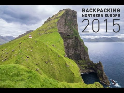 Backpacking Northern Europe in 3 Minutes - Travel Montage 2015