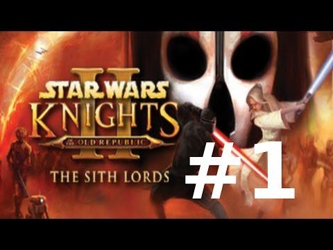 Star Wars - Knights of the Old Republic II #1 : Stream du 3 janvier