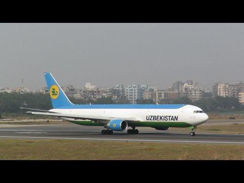 [HD] Plane Spotting @ Hazrat Shahjalal International Airport, Dhaka: Episode-95