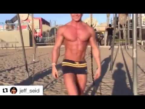 Jeff Seid will be at the Fitness Expo Dubai