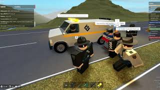 [14] MSP PATROL, THE OWNER TRIED TO KILL ME! | New Haven County ROBLOX