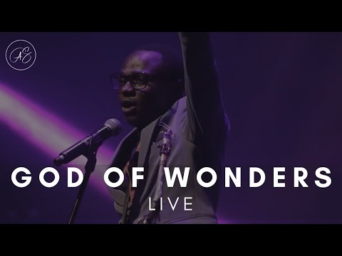 Ayo Solanke - God of Wonders Live - (Official Video) RECORDED LIVE IN SOUTH AFRICA