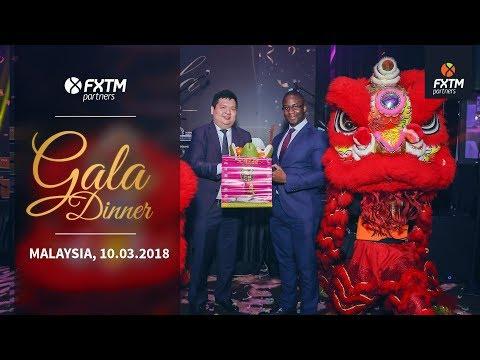 FXTMPartners Gala Dinner 2018 | Kuala Lumpur | 10th March 2018