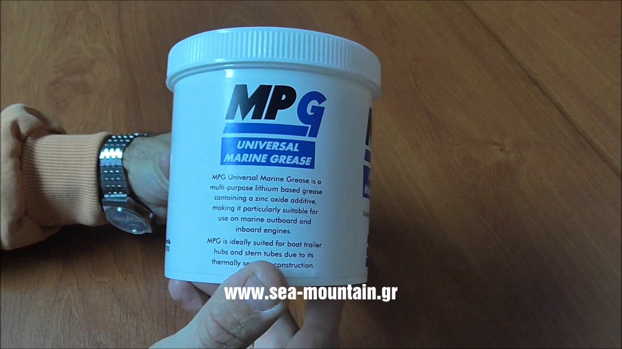 Rock Oil MPG Universal Marine Grease